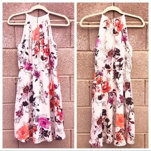 Loft ,summer dress, Xsmall, floral print